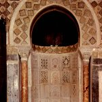 Mihrab of the Great Mosque of Kairouan